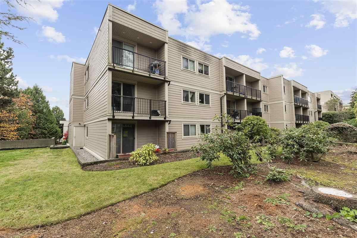"Main Photo: 107 1121 HOWIE Avenue in Coquitlam: Central Coquitlam Condo for sale in ""Willows"" : MLS®# R2516911"