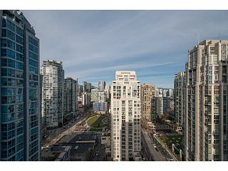 "Photo 6: 2201 1295 RICHARDS Street in Vancouver: Downtown VW Condo for sale in ""The Oscar"" (Vancouver West)  : MLS®# V1108690"