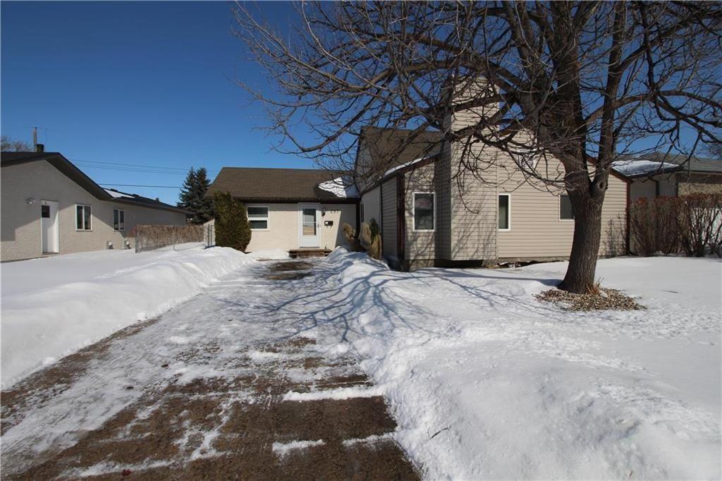Main Photo: 257 Fortier Avenue in Winnipeg: North Kildonan Residential for sale (3G)  : MLS®# 202006090