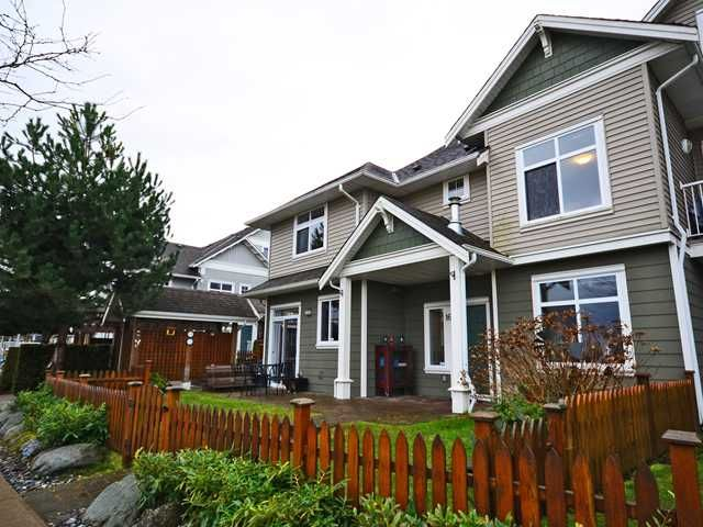 Main Photo: 16 6300 London Rd in Richmond: Steveston South Townhouse for sale