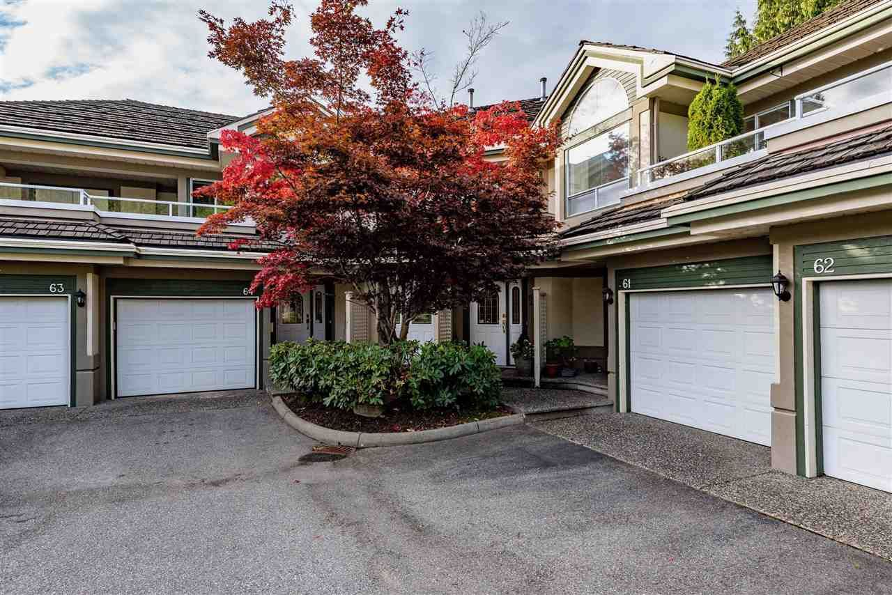 """Photo 3: Photos: 62 4001 OLD CLAYBURN Road in Abbotsford: Abbotsford East Townhouse for sale in """"CEDAR SPRINGS"""" : MLS®# R2513100"""
