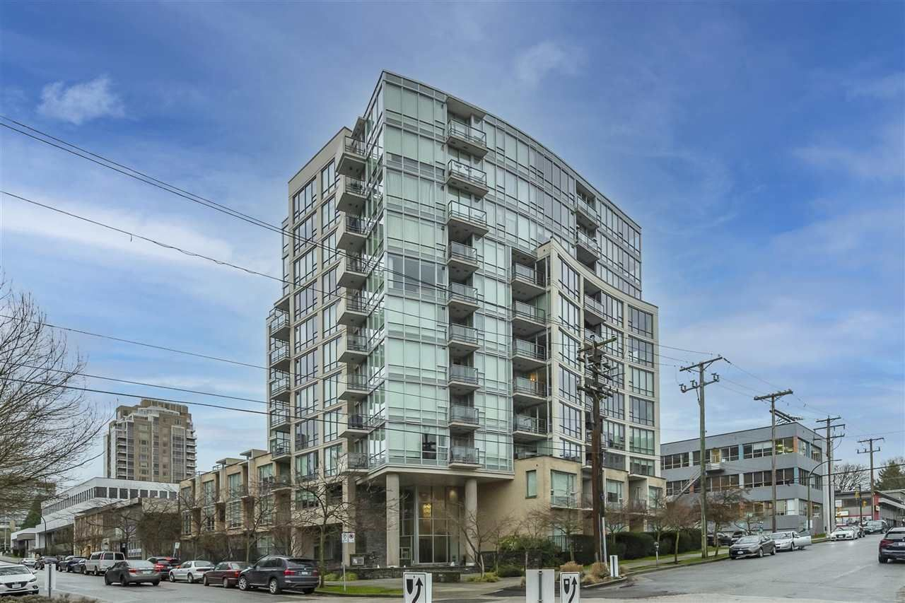 """Main Photo: 405 1690 W 8TH Avenue in Vancouver: Fairview VW Condo for sale in """"The Musee"""" (Vancouver West)  : MLS®# R2527245"""