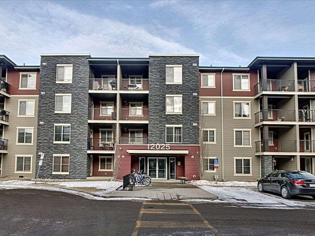 Main Photo: 407 12025 22 Avenue in Edmonton: Zone 55 Condo for sale : MLS®# E4228539