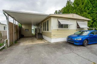 """Photo 1: 119 201 CAYER Street in Coquitlam: Maillardville Manufactured Home for sale in """"WILDWOOD PARK"""" : MLS®# R2435330"""
