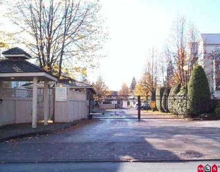 """Main Photo: 13 14846 100TH AV in Surrey: Guildford Townhouse for sale in """"HIGHPOINT"""" (North Surrey)  : MLS®# F2522828"""