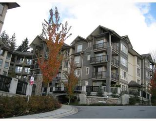 """Photo 1: 209 2969 WHISPER Way in Coquitlam: Westwood Plateau Condo for sale in """"SUMMERLIN AT SILVER SPRINGS"""" : MLS®# V676832"""