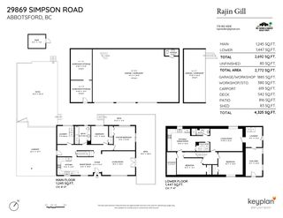 Photo 3: 29869 SIMPSON Road in Abbotsford: Aberdeen House for sale : MLS®# R2562941
