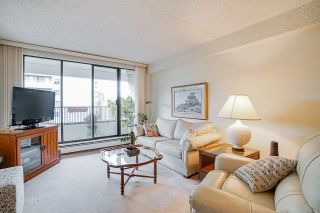 "Photo 3: 1402 4194 MAYWOOD Street in Burnaby: Metrotown Condo for sale in ""PARK AVENUE TOWERS"" (Burnaby South)  : MLS®# R2570187"