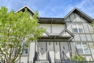 Main Photo: 414 CRANFORD Court SE in Calgary: Cranston Row/Townhouse for sale : MLS®# A1119399