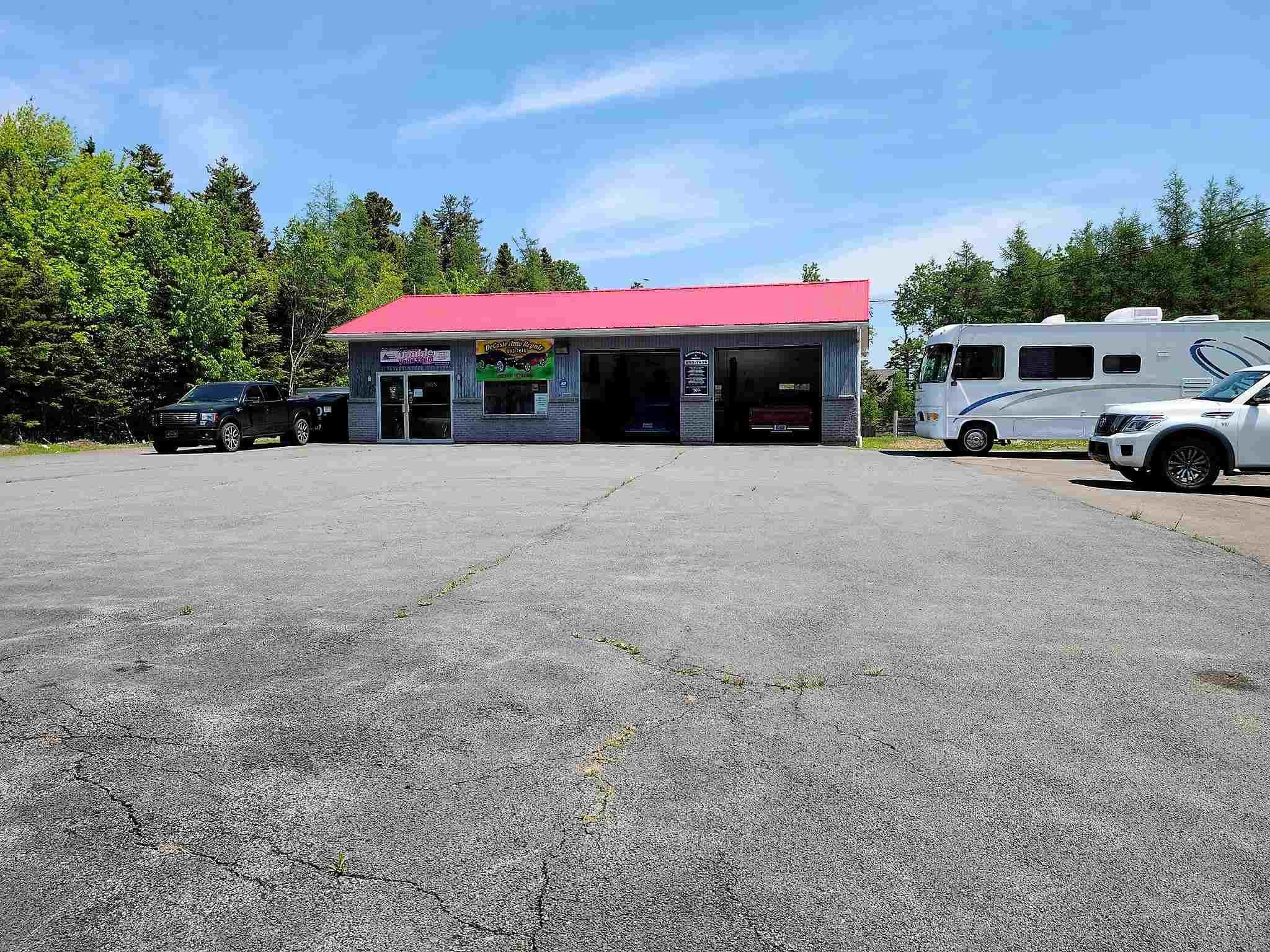 Main Photo: 45 Old Court House Branch Road in Valley: 104-Truro/Bible Hill/Brookfield Commercial  (Northern Region)  : MLS®# 202114461