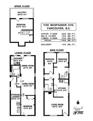 Photo 20: 1726 MCSPADDEN Avenue in Vancouver: Grandview VE House for sale (Vancouver East)  : MLS®# R2311985