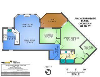 Photo 20: 206 3075 PRIMROSE LANE in Coquitlam: North Coquitlam Condo for sale : MLS®# R2589499