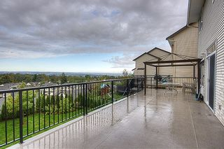 """Photo 34: 35524 ALLISON CRT in ABBOTSFORD: Abbotsford East House for rent in """"MCKINLEY HEIGHTS"""" (Abbotsford)"""