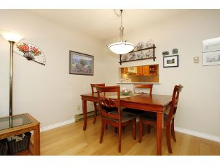 """Photo 4: 25 1235 JOHNSON Street in Coquitlam: Canyon Springs Townhouse for sale in """"CREEKSIDE PLACE"""" : MLS®# V1035997"""
