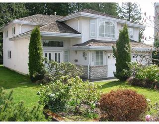 """Photo 3: 1408 BRISBANE Avenue in Coquitlam: Harbour Chines House for sale in """"HARBOUR CHINES"""" : MLS®# V761265"""