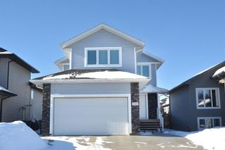 Photo 1: 139 Geary Crescent in Saskatoon: Hampton Village Residential for sale : MLS®# SK841868