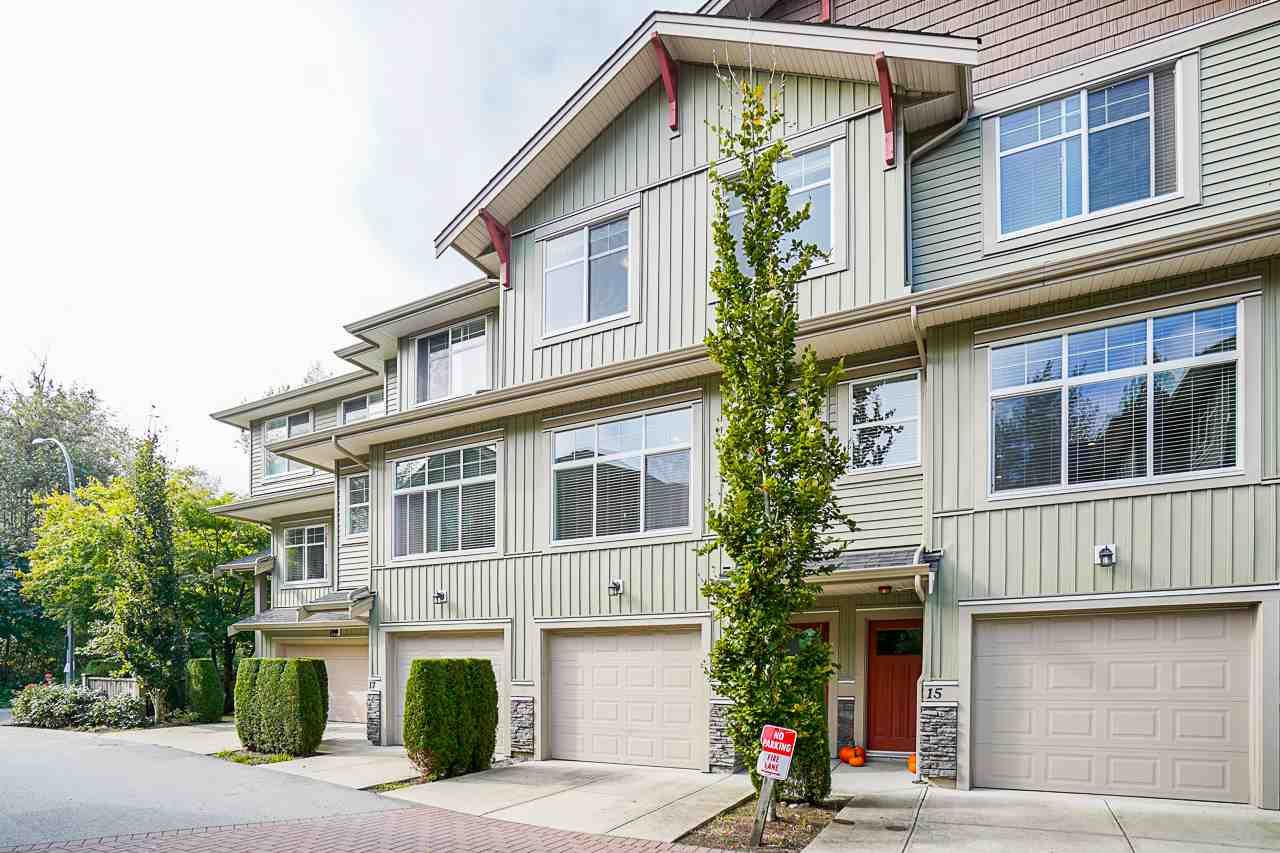 Main Photo: 16 20967 76 Avenue in Langley: Willoughby Heights Townhouse for sale : MLS®# R2507748