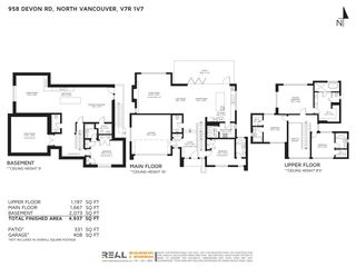 Photo 31: 958 DEVON Road in North Vancouver: Forest Hills NV House for sale : MLS®# R2576353
