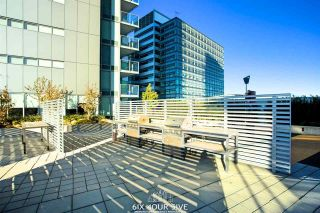 "Photo 18: 2704 488 SW MARINE Drive in Vancouver: Marpole Condo for sale in ""MARINE GATEWAY"" (Vancouver West)  : MLS®# R2211706"