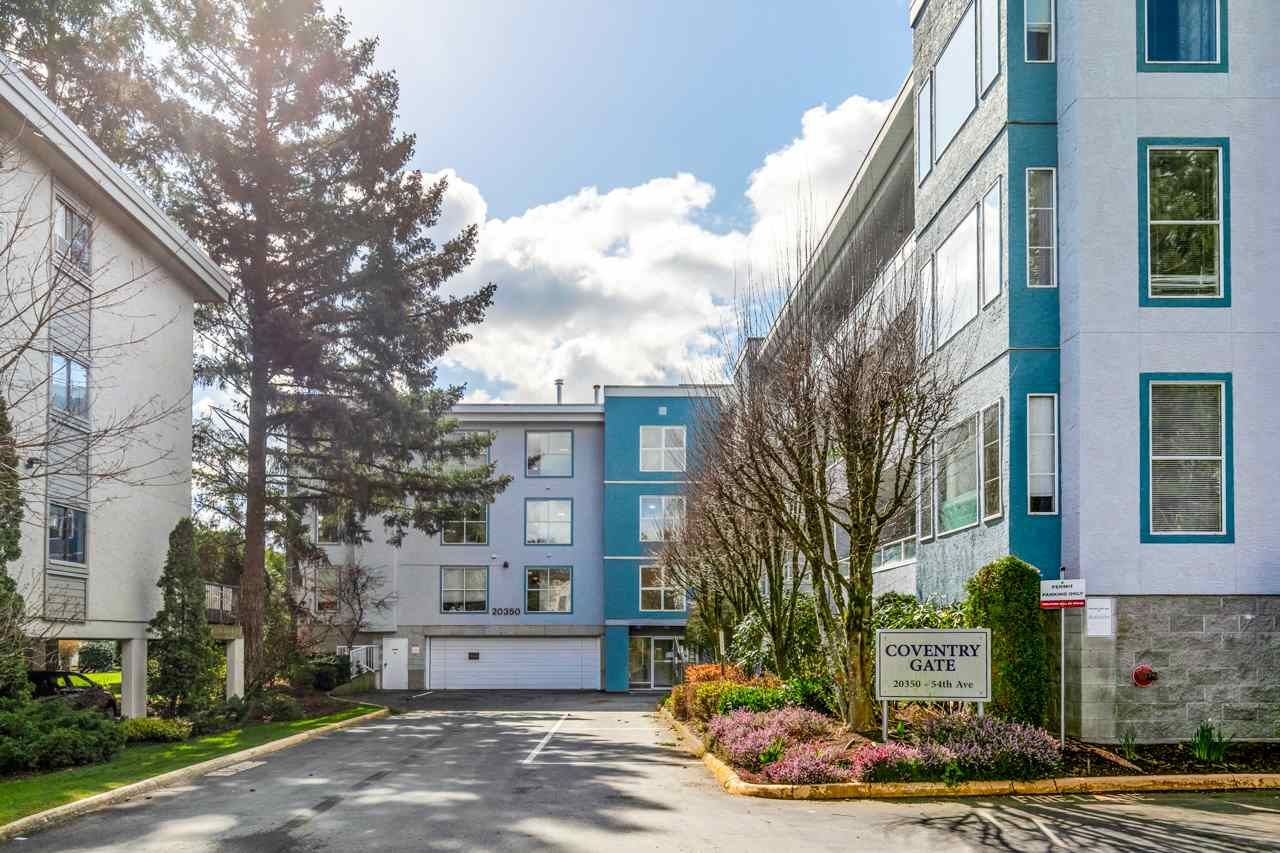"""Main Photo: 101 20350 54 Avenue in Langley: Langley City Condo for sale in """"Coventry Gate"""" : MLS®# R2559184"""