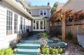 Photo 20: 335 Elm Street in Winnipeg: Residential for sale (1C)  : MLS®# 1726618