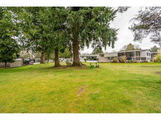 """Photo 32: 186 7790 KING GEORGE Boulevard in Surrey: East Newton Manufactured Home for sale in """"Crispen Bays"""" : MLS®# R2560382"""