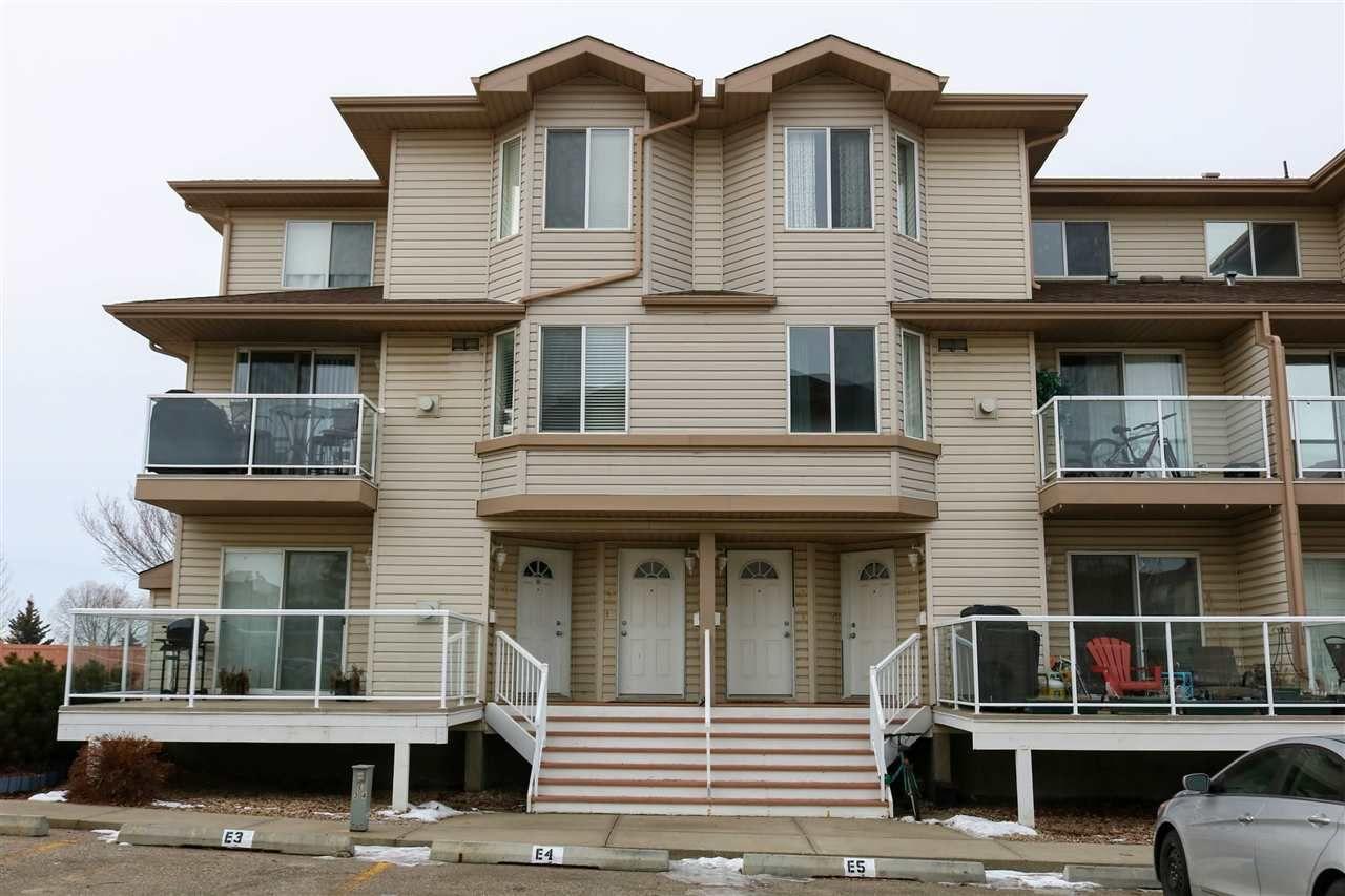 Main Photo: 8 2505 42 Street in Edmonton: Zone 29 Townhouse for sale : MLS®# E4227113