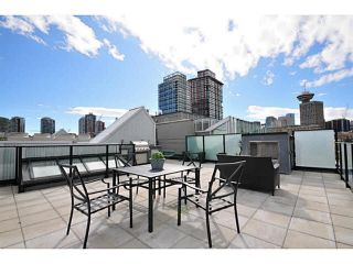 """Photo 11: 604 12 WATER Street in Vancouver: Downtown VW Condo for sale in """"WATER STREET GARAGE"""" (Vancouver West)  : MLS®# V1119497"""
