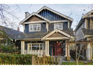 """Photo 1: 4472 QUEBEC Street in Vancouver: Main House for sale in """"MAIN STREET"""" (Vancouver East)  : MLS®# V1037297"""
