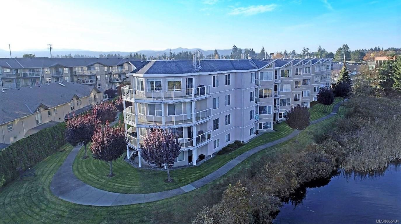 Main Photo: 106 4969 Wills Rd in : Na Uplands Condo for sale (Nanaimo)  : MLS®# 865434