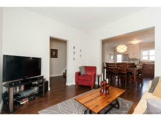 Photo 5: 554 Beverley Street in WINNIPEG: West End / Wolseley Residential for sale (West Winnipeg)  : MLS®# 1410900