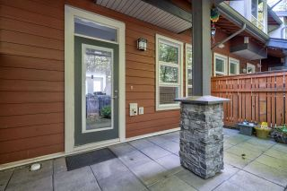 """Photo 27: 14 3431 GALLOWAY Avenue in Coquitlam: Burke Mountain Townhouse for sale in """"NORTHBROOK"""" : MLS®# R2501809"""