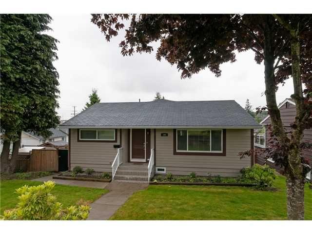 Main Photo: 108 GLOVER AV in New Westminster: GlenBrooke North House for sale : MLS®# V1032025