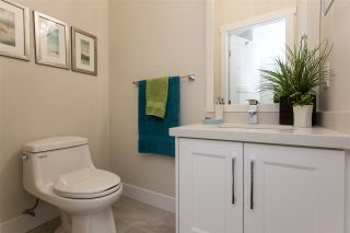 """Photo 3: 19A 14388 103 Avenue in Surrey: Whalley Townhouse for sale in """"THE VIRTUE"""" (North Surrey)  : MLS®# R2033952"""