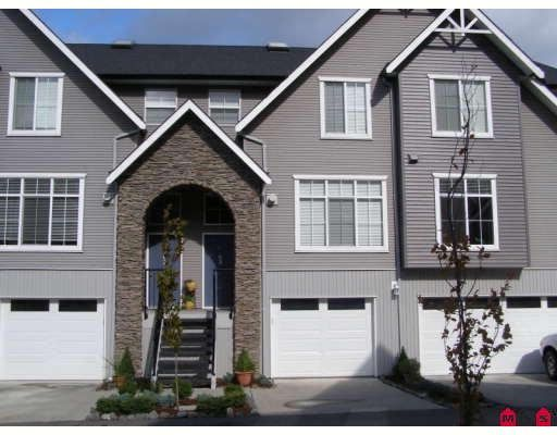 """Main Photo: 63 5965 JINKERSON Road in Sardis: Promontory Townhouse for sale in """"EAGLE VIEW RIDGE"""" : MLS®# H2805241"""