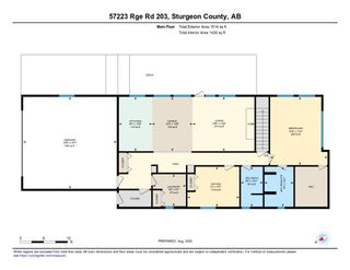 Photo 49: 57223 RGE RD 203: Rural Sturgeon County House for sale : MLS®# E4225400