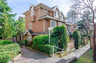 Photo 2: 6 7488 SALISBURY Avenue in Burnaby: Highgate Townhouse for sale (Burnaby South)  : MLS®# R2569684