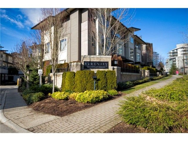 FEATURED LISTING: 45 - 9229 UNIVERSITY Crest Burnaby