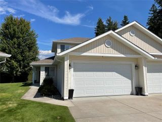 Photo 1: #121 222 Martin Street, in Sicamous: Condo for sale : MLS®# 10239202