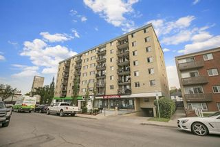 Main Photo: 601 505 19 Avenue SW in Calgary: Cliff Bungalow Apartment for sale : MLS®# A1129662