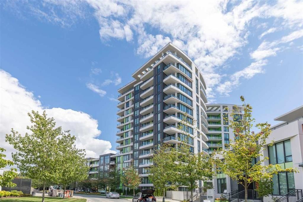 """Main Photo: 1106 3533 ROSS Drive in Vancouver: University VW Condo for sale in """"POLYGON NOBEL PARK RESIDENCES"""" (Vancouver West)  : MLS®# R2592928"""