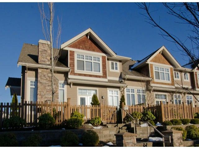 """Main Photo: 17 2456 163 Street in Surrey: Grandview Surrey Townhouse for sale in """"The Azure"""" (South Surrey White Rock)  : MLS®# F1404824"""
