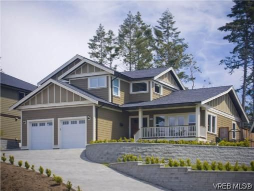 Main Photo: 3355 Sewell Rd in VICTORIA: Co Triangle House for sale (Colwood)  : MLS®# 572108
