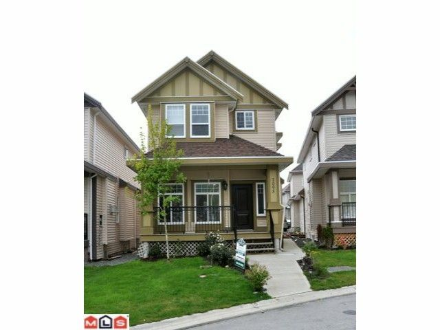 Main Photo: 7095 144A Street in Surrey: East Newton House for sale : MLS®# F1107215