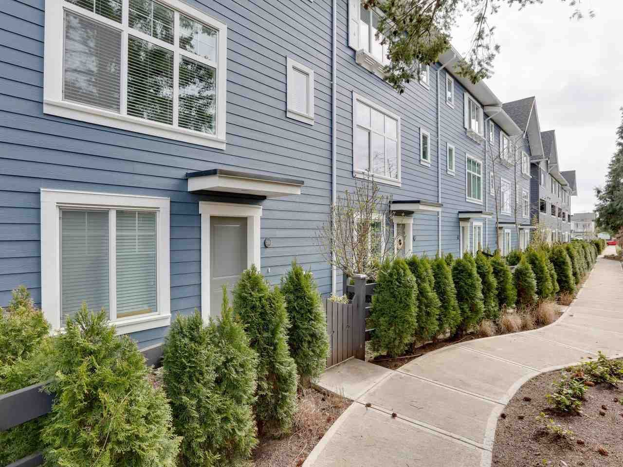 """Main Photo: 20 16323 15 Avenue in Surrey: King George Corridor Townhouse for sale in """"Dawson's Creek"""" (South Surrey White Rock)  : MLS®# R2562767"""