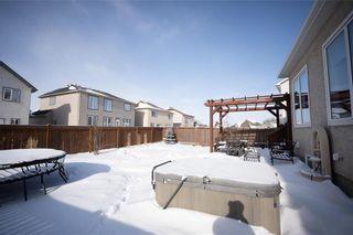 Photo 36: 11 Hawkstone Street in Winnipeg: Bridgwater Forest Residential for sale (1R)  : MLS®# 202101675