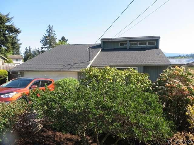 Main Photo: 411 Rockland Rd in CAMPBELL RIVER: CR Campbell River Central House for sale (Campbell River)  : MLS®# 700329