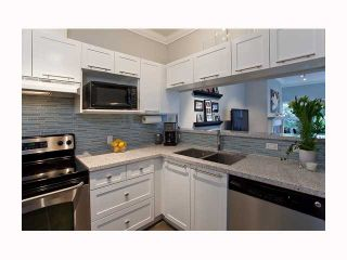 """Photo 3: 119 511 W 7TH Avenue in Vancouver: Fairview VW Condo for sale in """"BEVERLEY GARDENS"""" (Vancouver West)  : MLS®# V818310"""