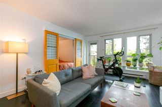"""Photo 5: 207 1551 W 11TH Avenue in Vancouver: Fairview VW Condo for sale in """"LABURNUM HEIGHTS"""" (Vancouver West)  : MLS®# R2594194"""