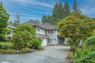 """Photo 2: 4941 WATER Lane in West Vancouver: Olde Caulfeild House for sale in """"Olde Caulfield"""" : MLS®# R2615012"""